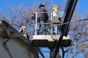 Le fasi di un intervento dal tetto