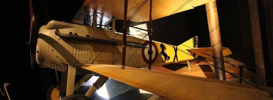 Il museo di Francesco Baracca a Lugo