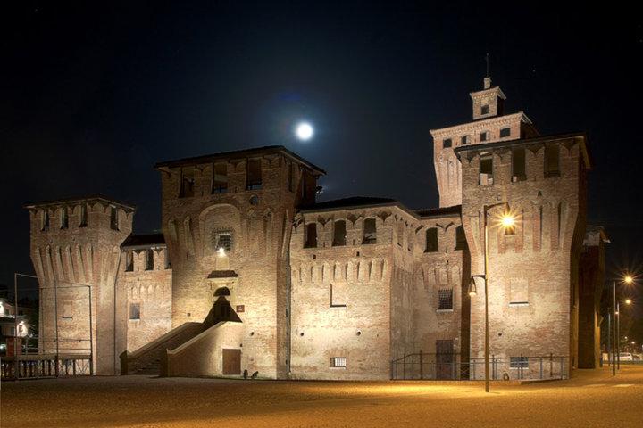 Cento in provincia di Ferrara in Emilia Romagna