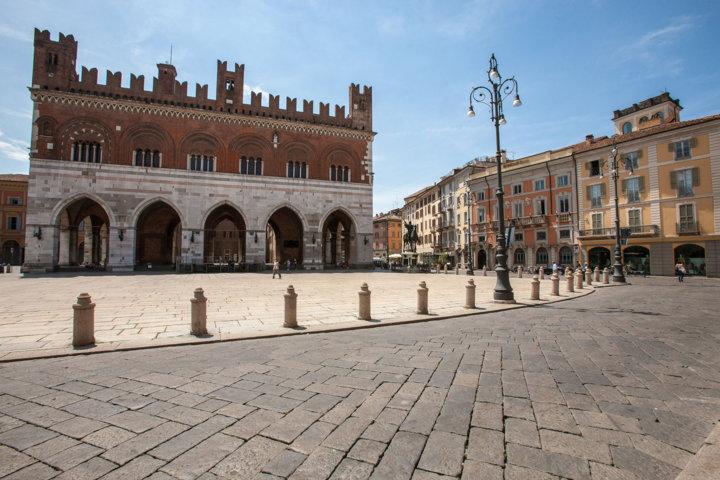 Dimora d'epoca del centro storico di Piacenza