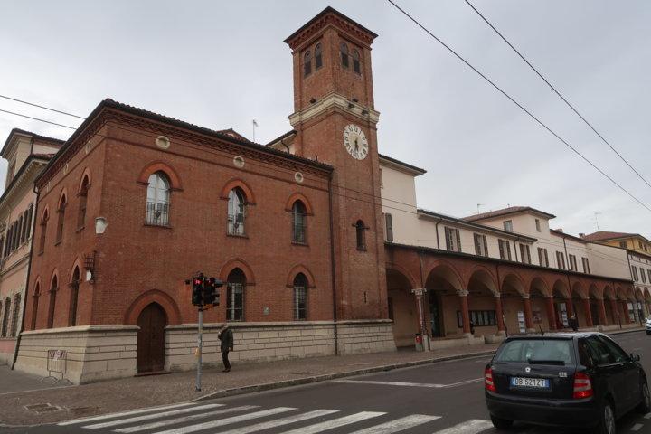 La stazione di San Lazzaro di Savena