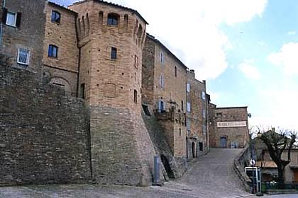 Rocca di Monte Giberto