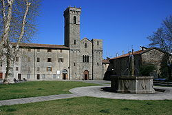 Chiesa di Abbadia San Salvatore