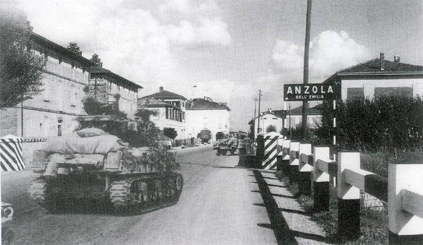 La foto storica di Anzola dell'Emilia