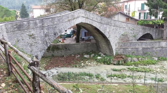 Il Ponte Romano interrato di Apecchio