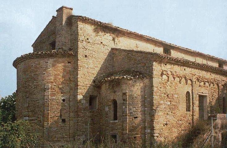 La basilica imperiale di Santa Croce chienti a Sant'Elpidio a Mare