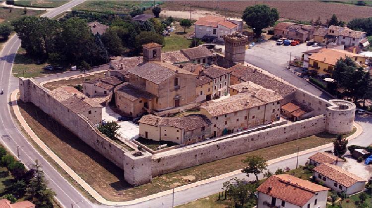 Castello San Giovanni di Castel Ritaldi