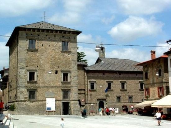 Il palazzo Pepoli di Castiglione dei Pepoli