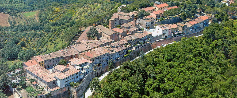 Antico borgo medioevale di Citerna
