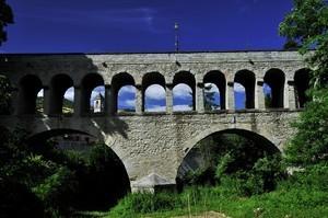 Il vecchio Ponte di Civitella di Romagna