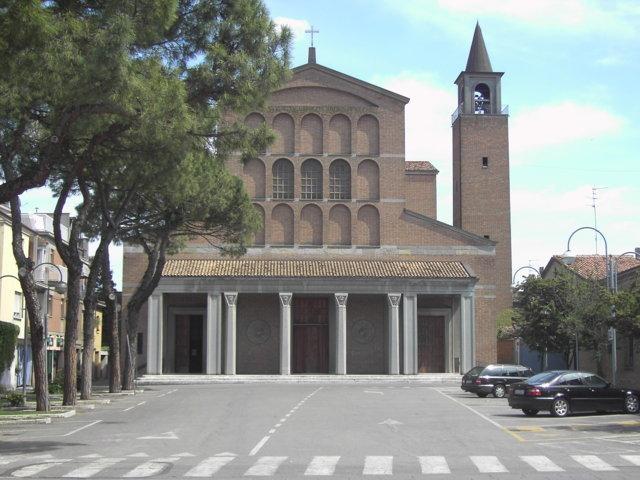 Fusignano e Santa Maria alla rossetta