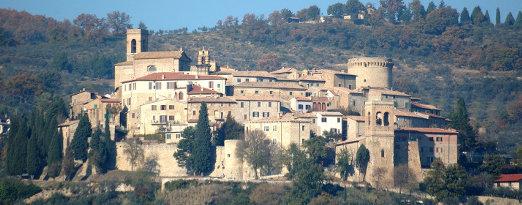 Panorama di Gualdo Cattaneo