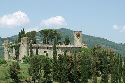 Castello di Lisciano Niccone