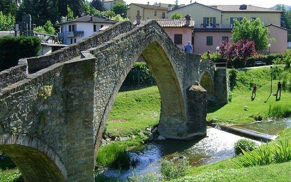 Ponte della Signora di Modigliana