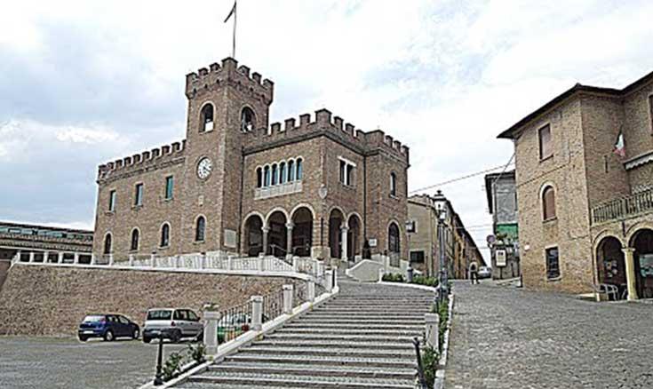 Residenza Municipale di Mondolfo