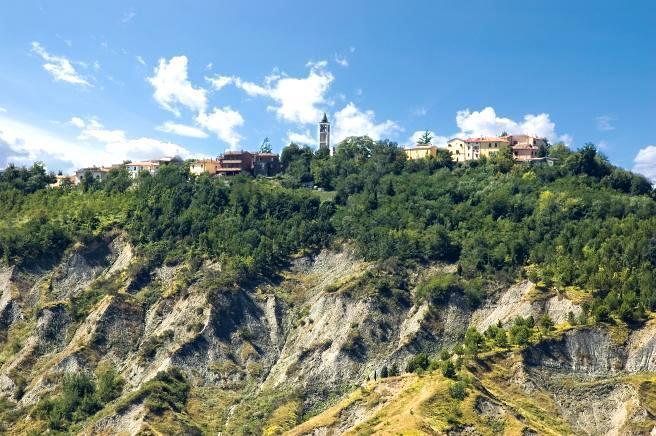 Calanchi di Montecalvo in Foglia