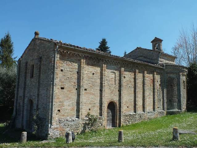 La chiesa della Madonna della Misericordia di Monteleone di Fermo
