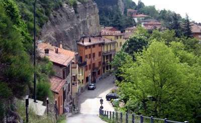 Il panorama di Monterenzio