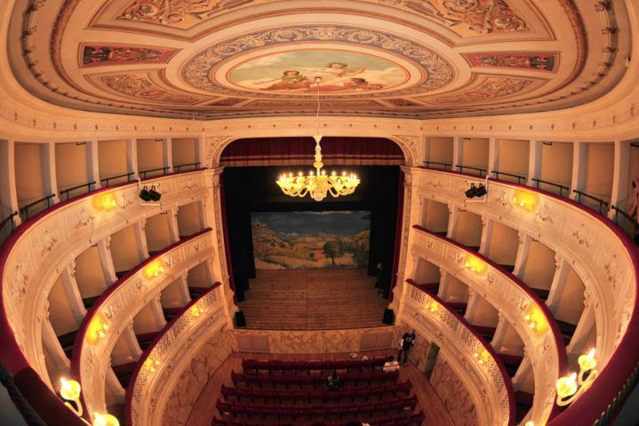 Teatro Pagani di Monterubbiano