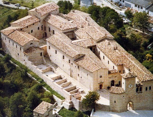 Palazzo Brancaleoni e museo civico di Piobbico