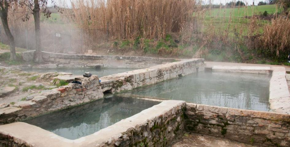 Vasconi di San Casciano dei Bagni