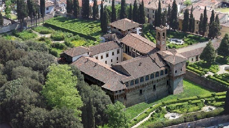 Castello dei Conti Bufalini di San Giustino