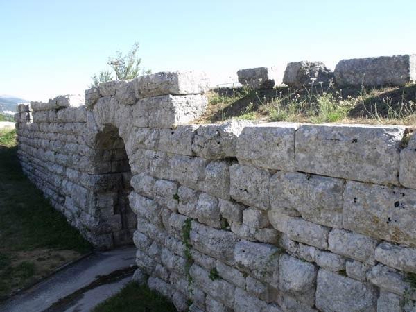 Ponte romano di Sigillo