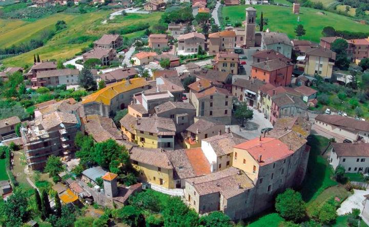 Foto frazione di Brufa del comune di Torgiano