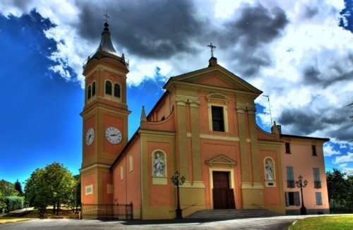 La Chiesa Parrocchiale di Zola Predosa