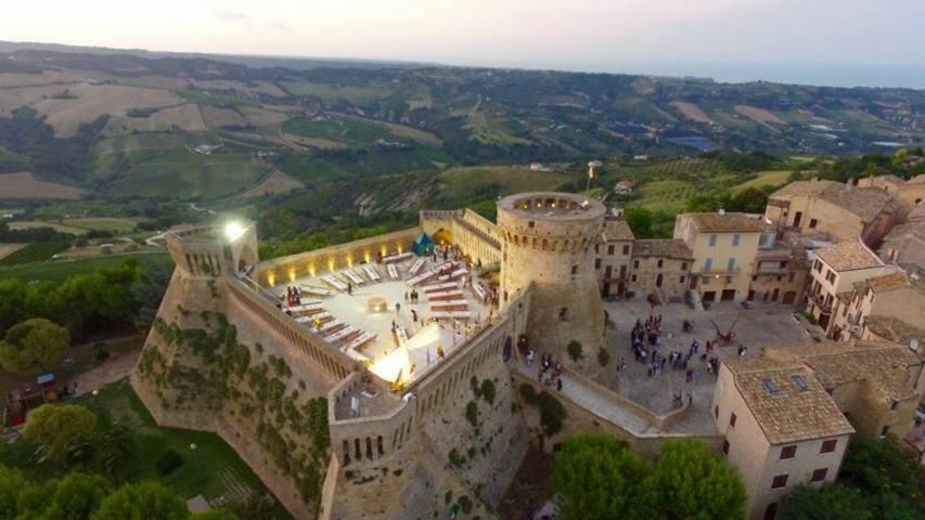 La fortezza di Acquaviva Picena