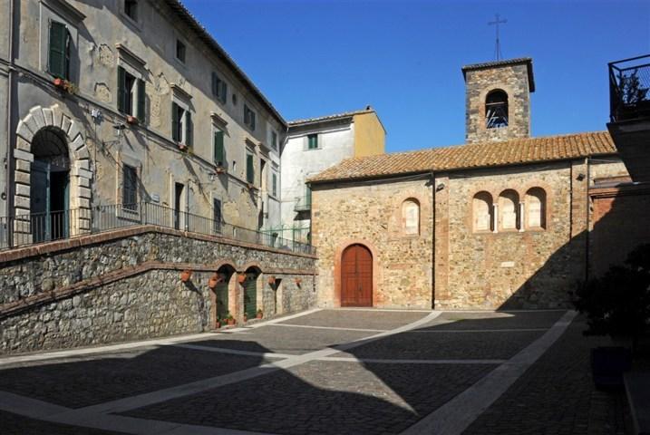 La Piazza di Santa Maria di Allerona