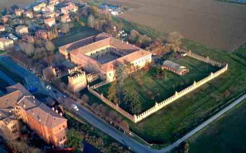 Il castello di Bentivoglio