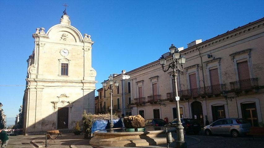 La chiesa di San Giovanni Battista di Catignano