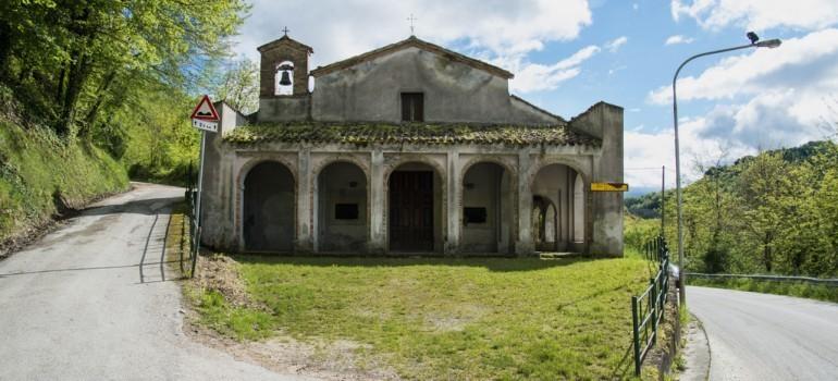 La Chiesa di Sant'Anna di Comunanza
