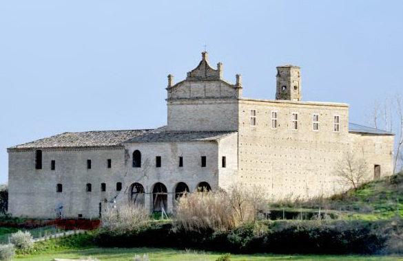 Il convento Zoccolanti di Corridonia