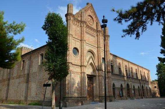 Il monastero di Santa Maria Ad Majulanum di Corropoli