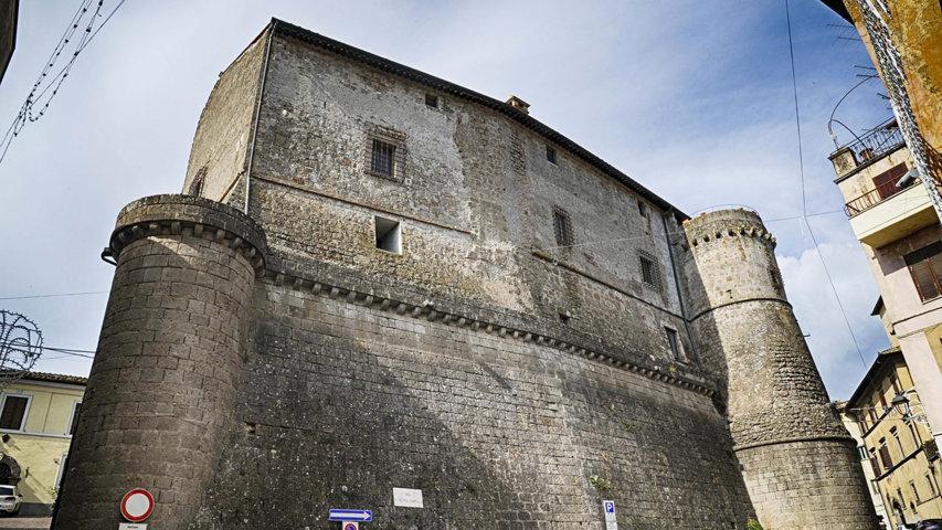 La rocca di Fabrica di Roma