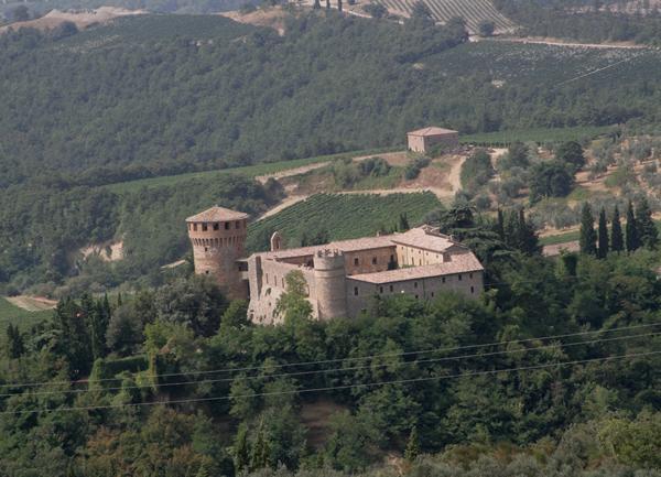 Il Castello della Sala di Ficulle