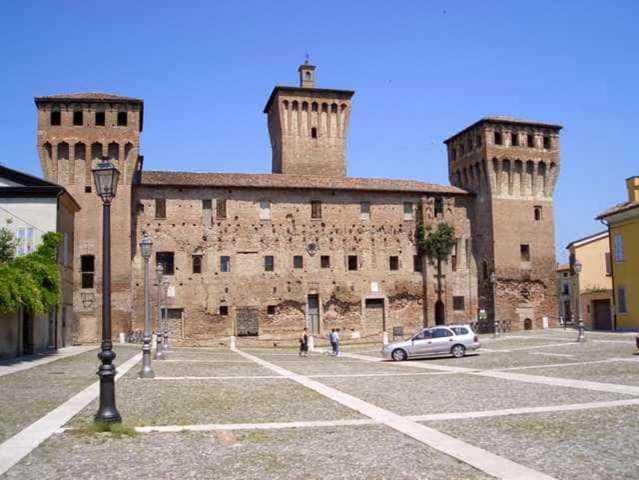 Il castello di Finale Emilia