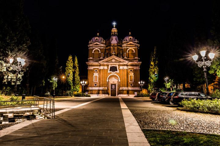 Il santuario di Fiorano Modenese