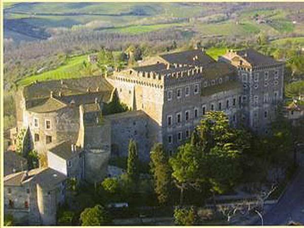 Il castello delle 365 finestre di Giove