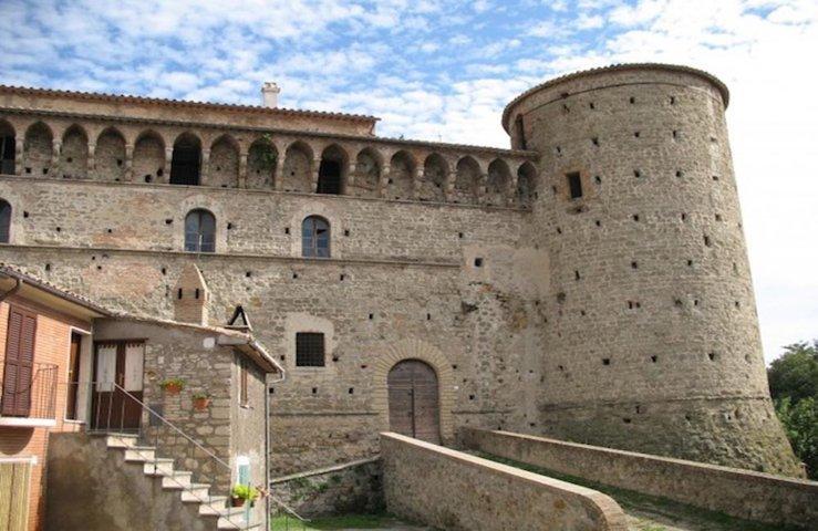 Il castello Baglioni Santa Croce di Graffignano