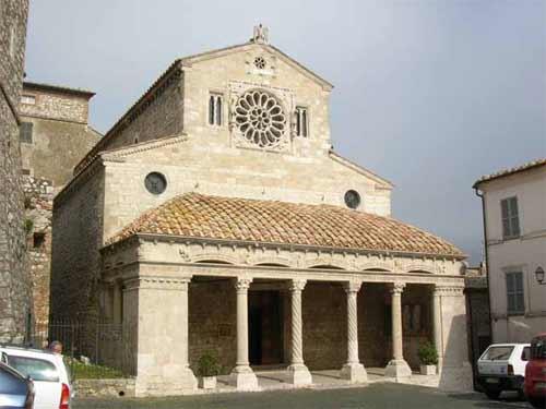 La Chiesa Santa Maria Assunta di Lugnano in Teverina