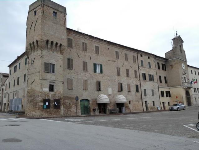 Il castello di Monano