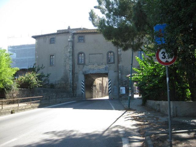 L'arco di Monte Romano