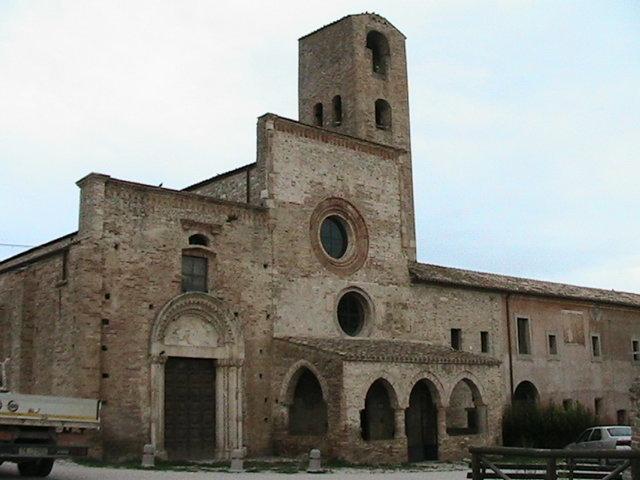 La chiesa di Santa Maria Propezzano di Morro d'Oro