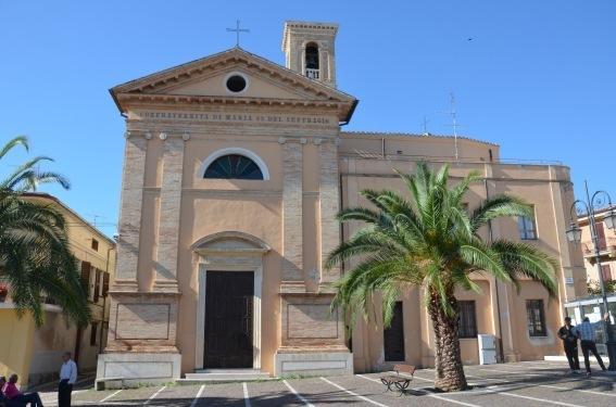 La chiesa del Santissimo Suffragio di Nereto