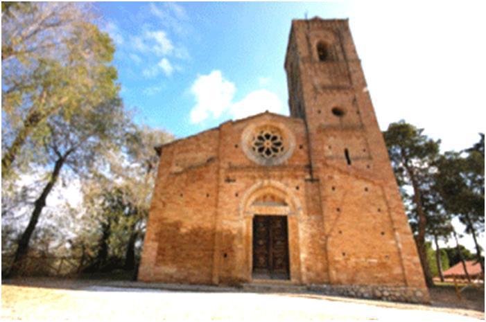 La chiesa di Santa Maria Maggiore di Pianella