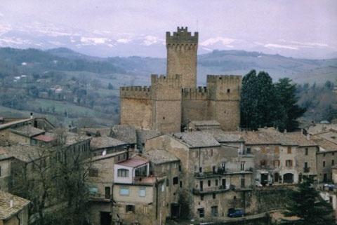 Il castello di Proceno