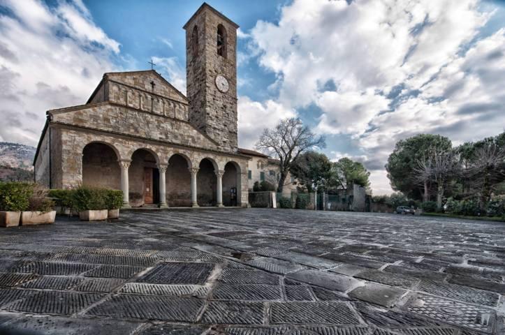 La Pieve di San Pietro di Reggello